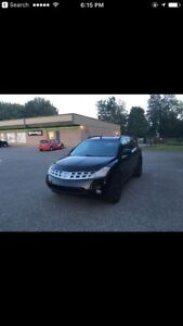 Nissan Murano 2003  with MAGS