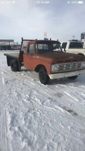 1963 Ford F-350 trade for sled