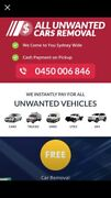 Unwanted car van ute Bankstown Bankstown Area Preview