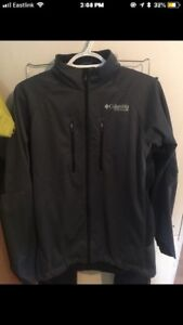 Women's Columbia jackets and sweaters