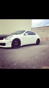 G35 back up for sale or trade