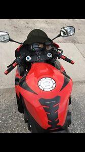 Honda CBR600RR low mileage