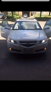 2008 ACURA TL 3.2L   145,000kms   Maintained
