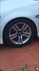 Ve ss wheels Rosemeadow Campbelltown Area Preview