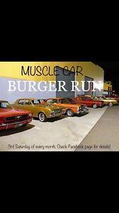 Muscle Car Burger Run Abbotsbury Fairfield Area Preview
