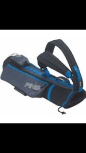 Two ping moonlight blue bags new