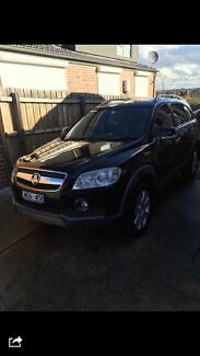 2007 holden captiva Lx turbo diesel 7 seater immaculate condition.rwc Meadow Heights Hume Area Preview