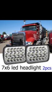 (NEW) 7x6 LED HEADLIGHTS