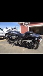 Yamaha Road Star Warrior (mint condition with low low kms)