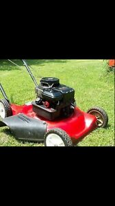 Looking for good used lawnmower!