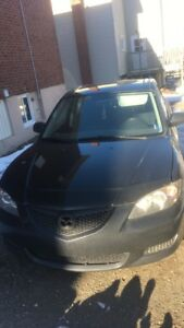 2006 Mazda 3 (please read full ad)