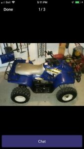 looking for 2003 or 2004 Polaris Trail Boss 330 parts bike