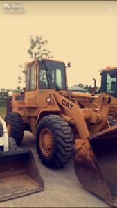 1986 caterpillar 926E forsale
