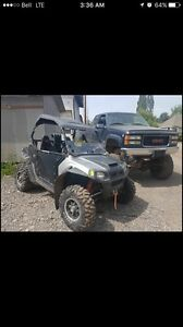 2009 rzr 800-S entertaining trades