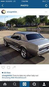 68 Mustang for Sale