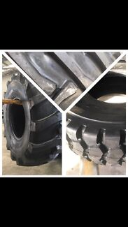 AGRICULTURAL TYRES/ EARTHMOVING/ LOGGER