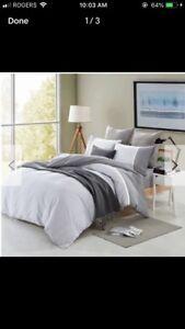 Brand New Unopened Duvet Set Includes Pillow Sham