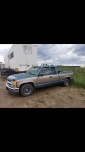 1997 Chevy Silverado ext. cab   NO CHAT!!! CALL ONLY