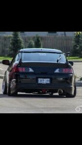 I want a clean rsx type s