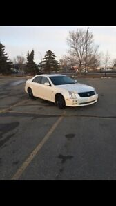 2007 Cadillac STS4 AWD LOW KMS