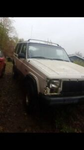 96 xj for parts