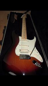 American Fender Deluxe Strat