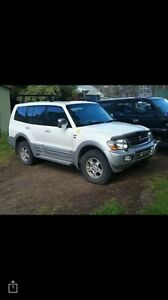 Wrecking 2001 mitsubishi pajero exceed v6 Launceston Launceston Area Preview