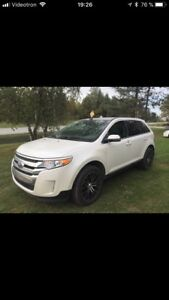 Ford edge sel limited 2013 tres bas millage AWD