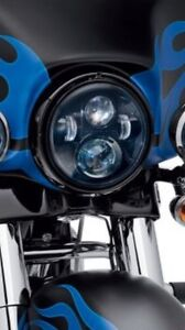 Harley Davidson Del phare led headlight 7""