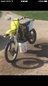 Rm 250 ready to ride