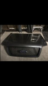 2004-08 Ford F-150 Hood and Grille