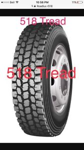 New Semi Tires LongMarch Drives Trailer Steers and More