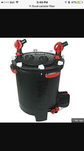 Fluval canister filter FX6