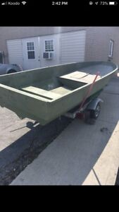 Jon Boat 16 | Buy or Sell Used and New Power Boats & Motor Boats in