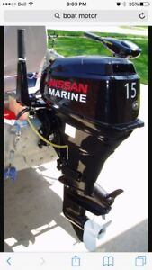 I am Looking to buy an outboard motor