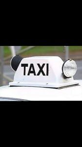 Taxi Plate - NSW Unrestricted Dolans Bay Sutherland Area Preview