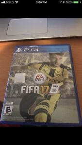 Fifa 17 & F1 2016 PS4 for sale