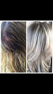 Amazing prices highly experienced hairdresser  Broadbeach Waters Gold Coast City Preview