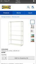 Ikea shelving unit Sydenham Marrickville Area Preview