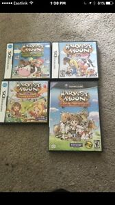 Harvest Moon Games