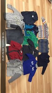 12-18 month boy clothing