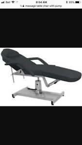 Looking for a hydraulic massage bed/chair