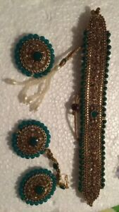 Indian party wear jewelry