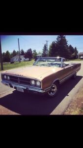 1967 Dodge Coronet 500 (Mint Condition)