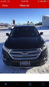 2015 Ford Edge SEL - Private Sale GST Paid!!