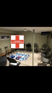 First Aid/AED/CPR C Training and Certification