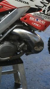 2000-2001 Honda CR250 - FMF SST Pipe