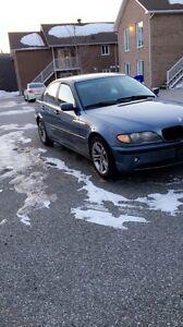 2002 BMW 3-Series Sedan- smooth ride!!! Great deal!
