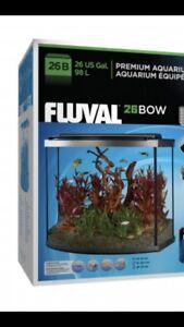 Aquarium fluval 26g equiper 180$
