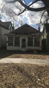 Tear Down Houses, Vacant Lots, Double Wide Lots,